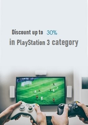 Discount in PlayStation 3 Category